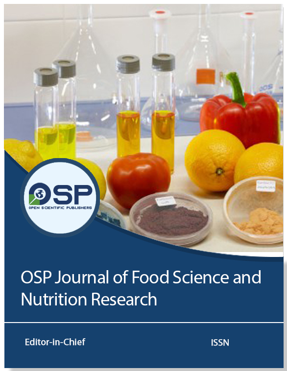 Journal Of Food Science And Nutrition Research Food Science Clinical Nutrition Osp Journals